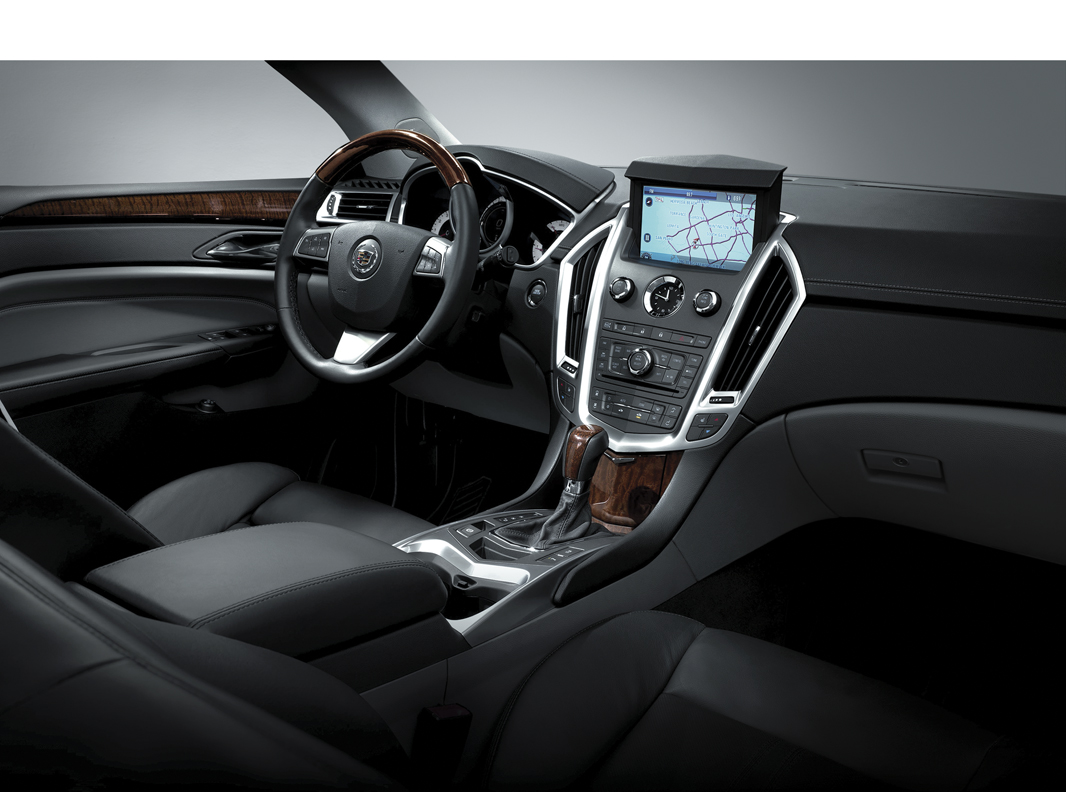 Cadillac srx named top safety pick coulter motor company for Coulter motor company tempe