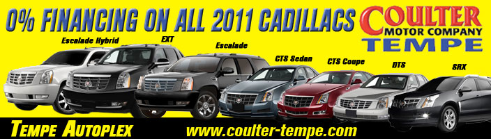 Phoenix Gmc Dealers Coulter Motor Company