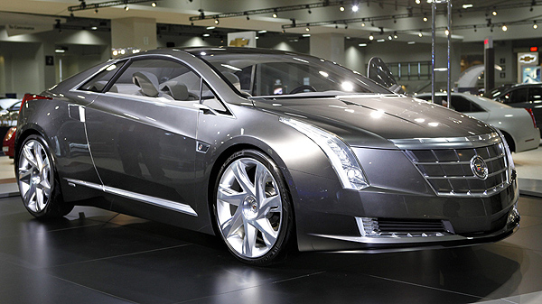 How Much Does A Cadillac Elr Cost