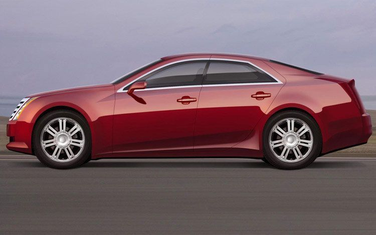 Cadillac ats coulter motor company for Coulter motor company tempe