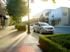 Named a 2013 Best Buy, the Buick Verano represents convenience, luxury and sportiness!